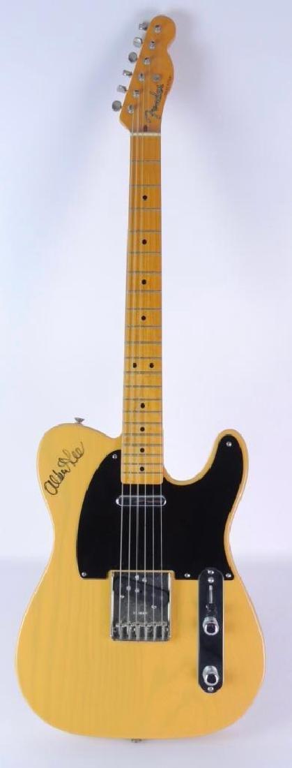 Signed Albert Lee Fender Vintage '52 Telecaster