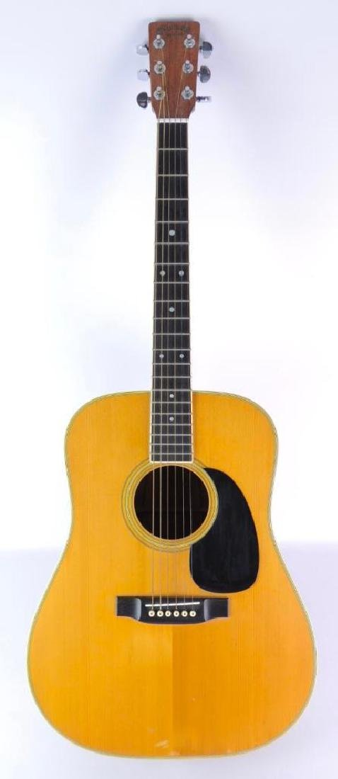 Martin D-35 Acoustic Guitar with Hard Case