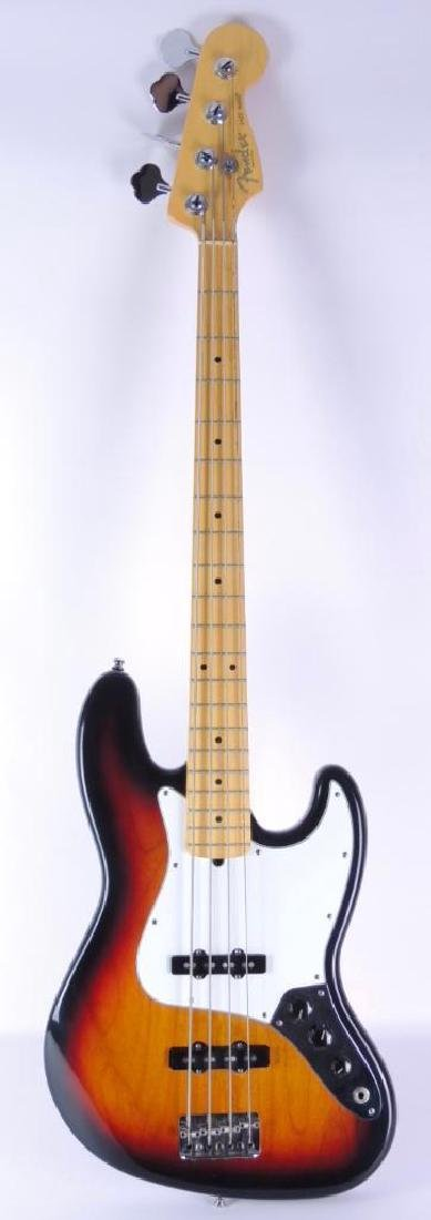 Fender Jazz Bass with Hard Case