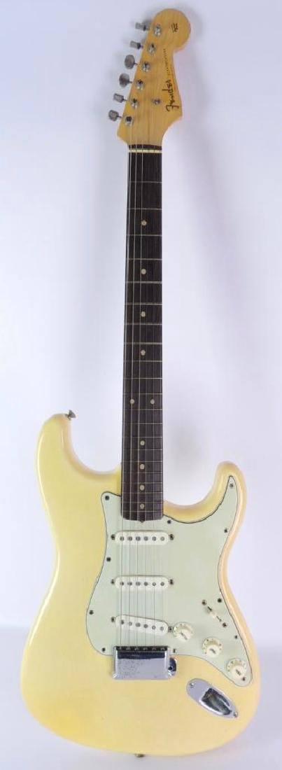 Rare 1960 Fender Stratocaster with Original Hard Case