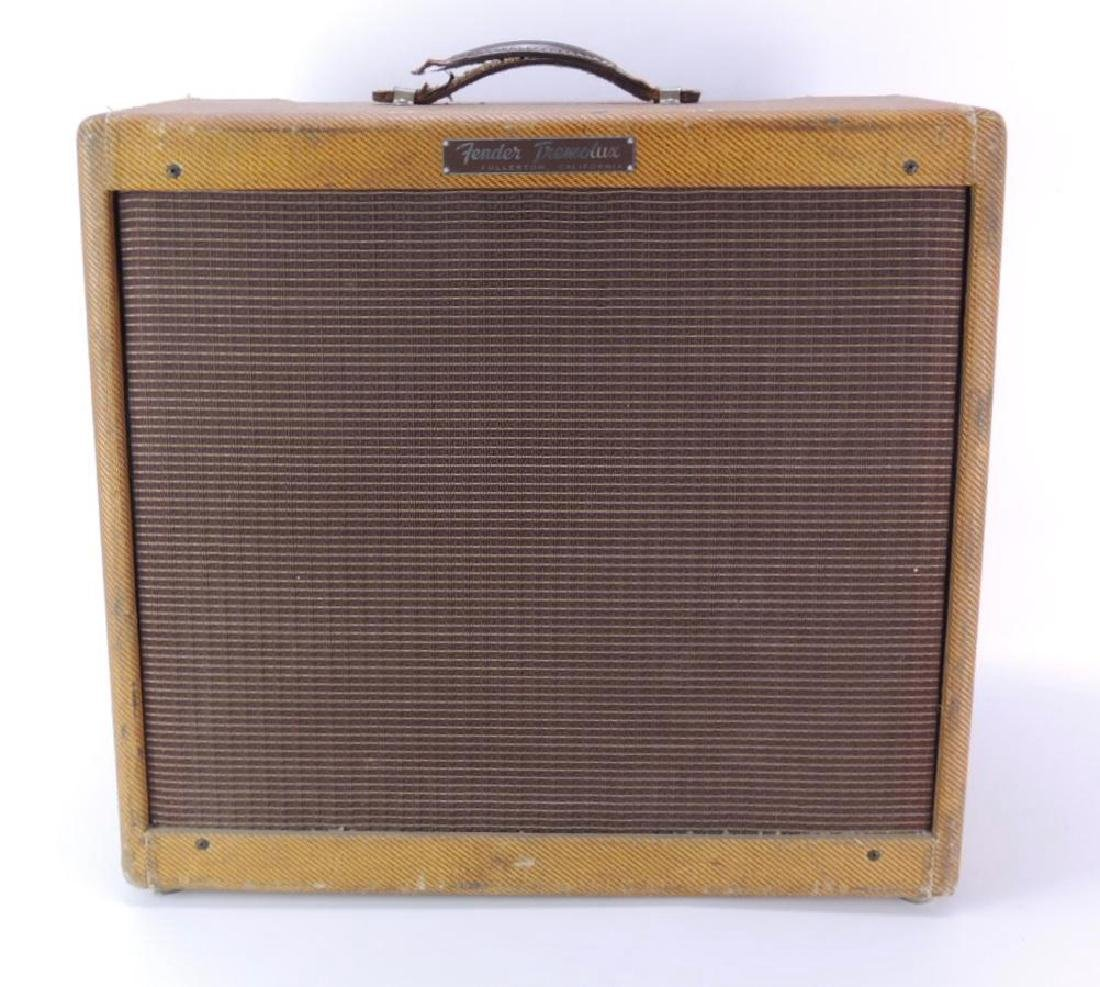 Vintage 1959 Fender Tremolux Model 5E9-A Amplifier