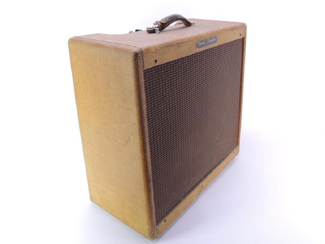 Vintage 1959 Fender Tremolux Model 5E9-A Amplifier - 3