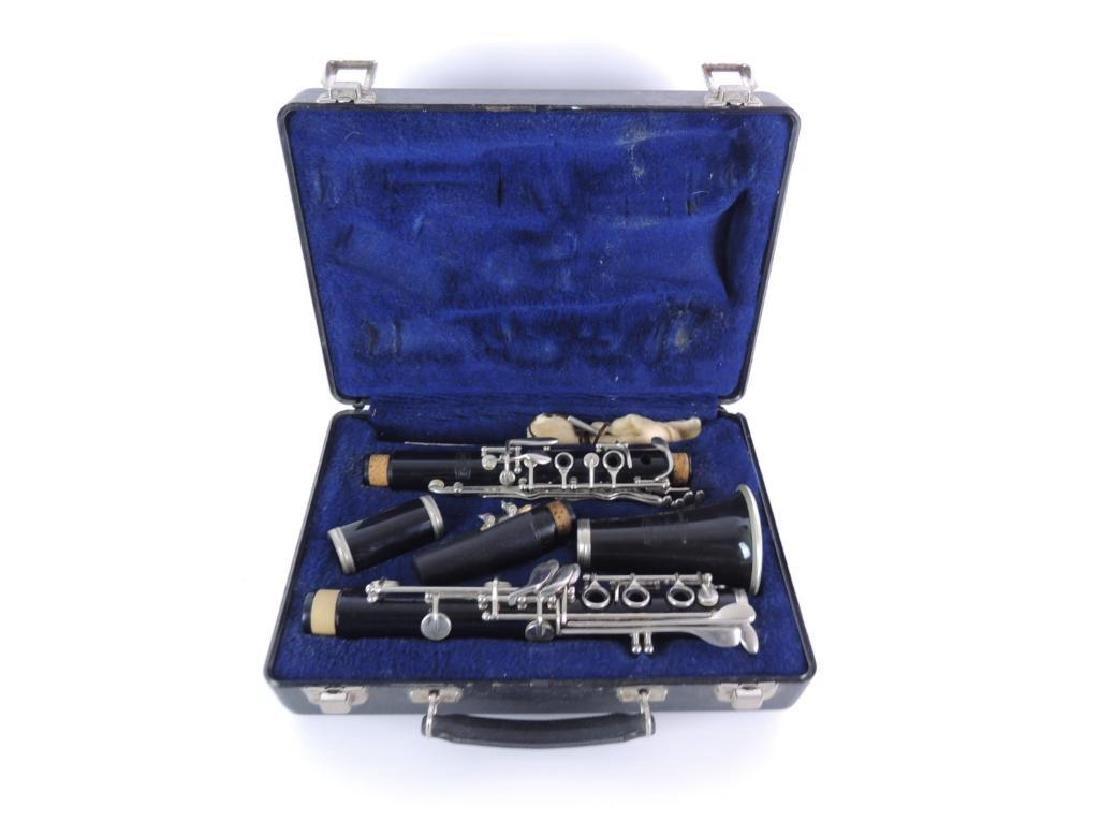 Bundy Clarinet with Hard Case