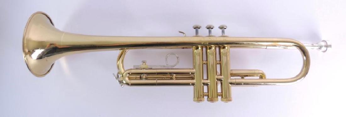 Bundy Selmer Trumpet with Hard Case