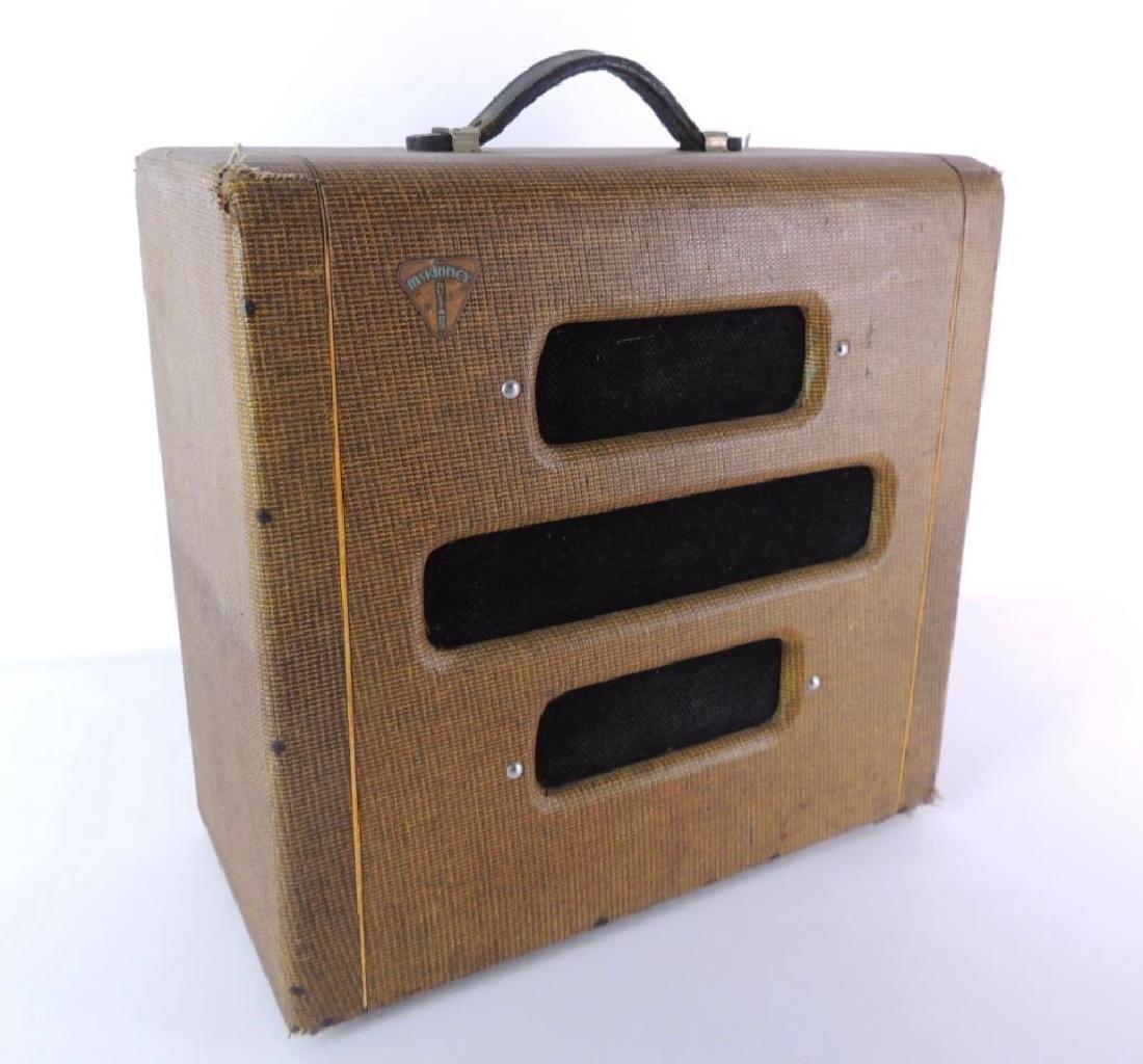 Vintage 1950's McKinney Guitars Valco Tube Amplifier