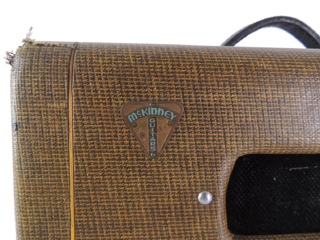 Vintage 1950's McKinney Guitars Valco Tube Amplifier - 3