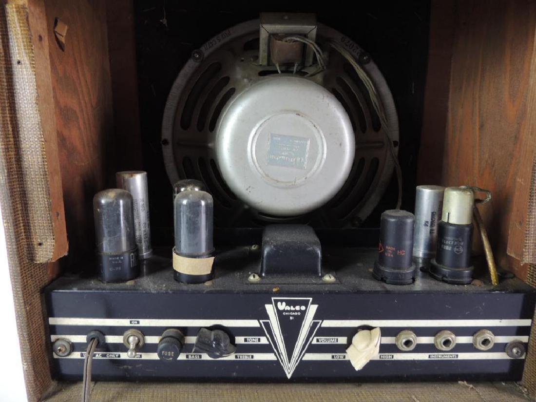 Vintage 1950's McKinney Guitars Valco Tube Amplifier - 5