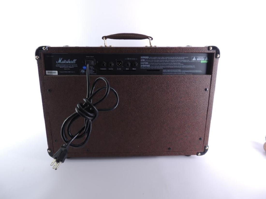 Marshall Acoustic Soloist AS50D Guitar Amplifier - 3