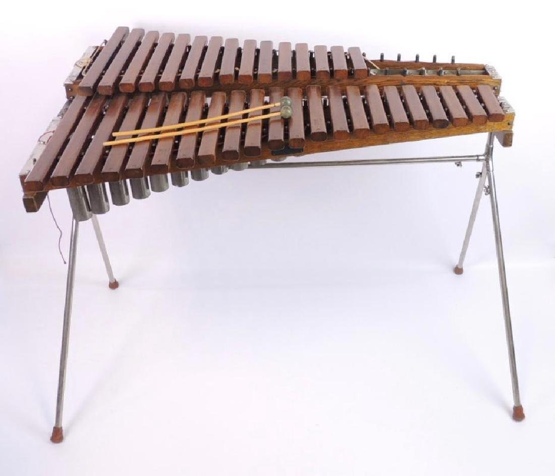 J.C. Deagan Vintage Xylophone with Extra Mallets