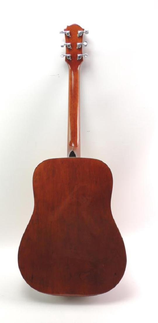 Palmer Guitar Co. Model 696 Natural Acoustic Guitar - 4