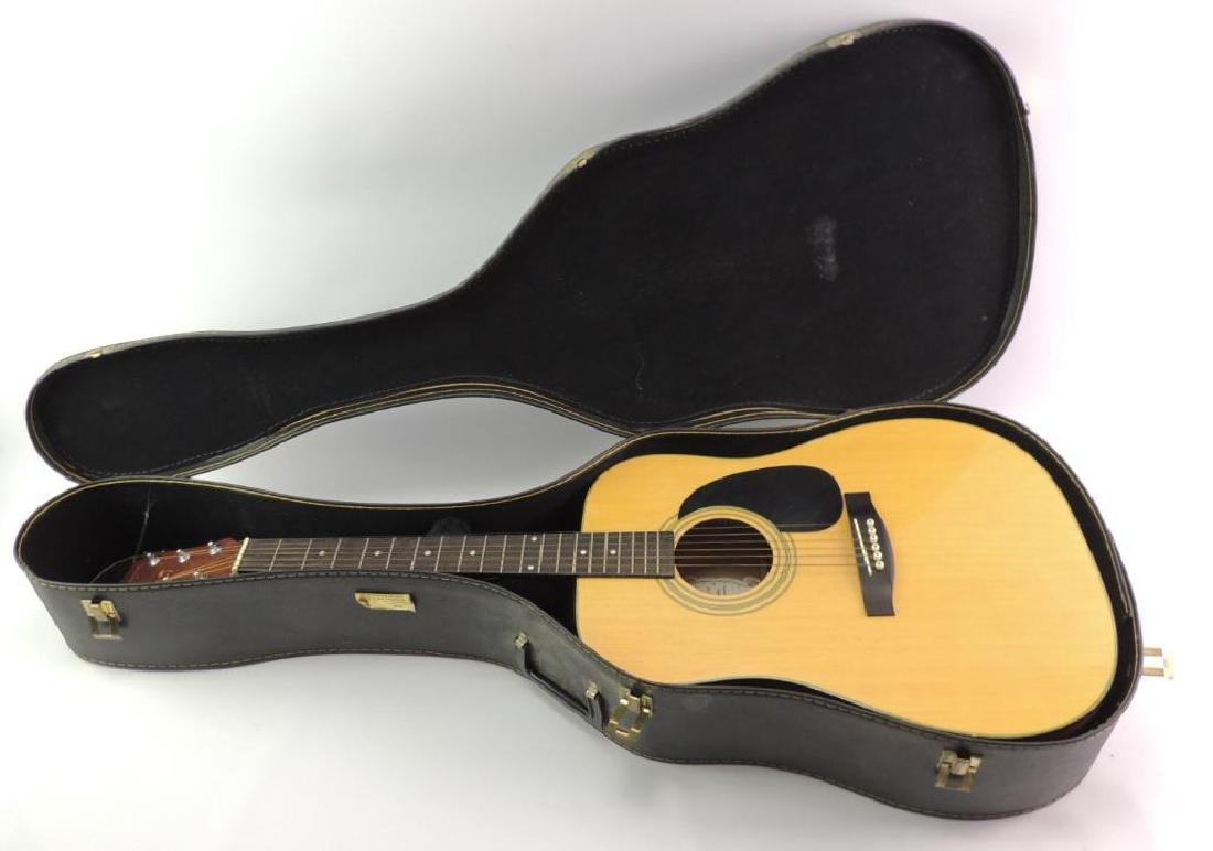 Palmer Guitar Co. Model 696 Natural Acoustic Guitar - 5