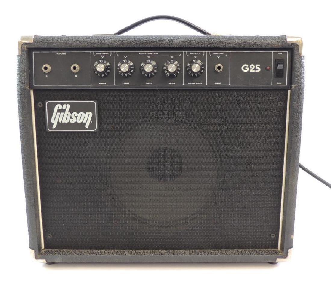 Gibson Model G25 Combo Amplifier