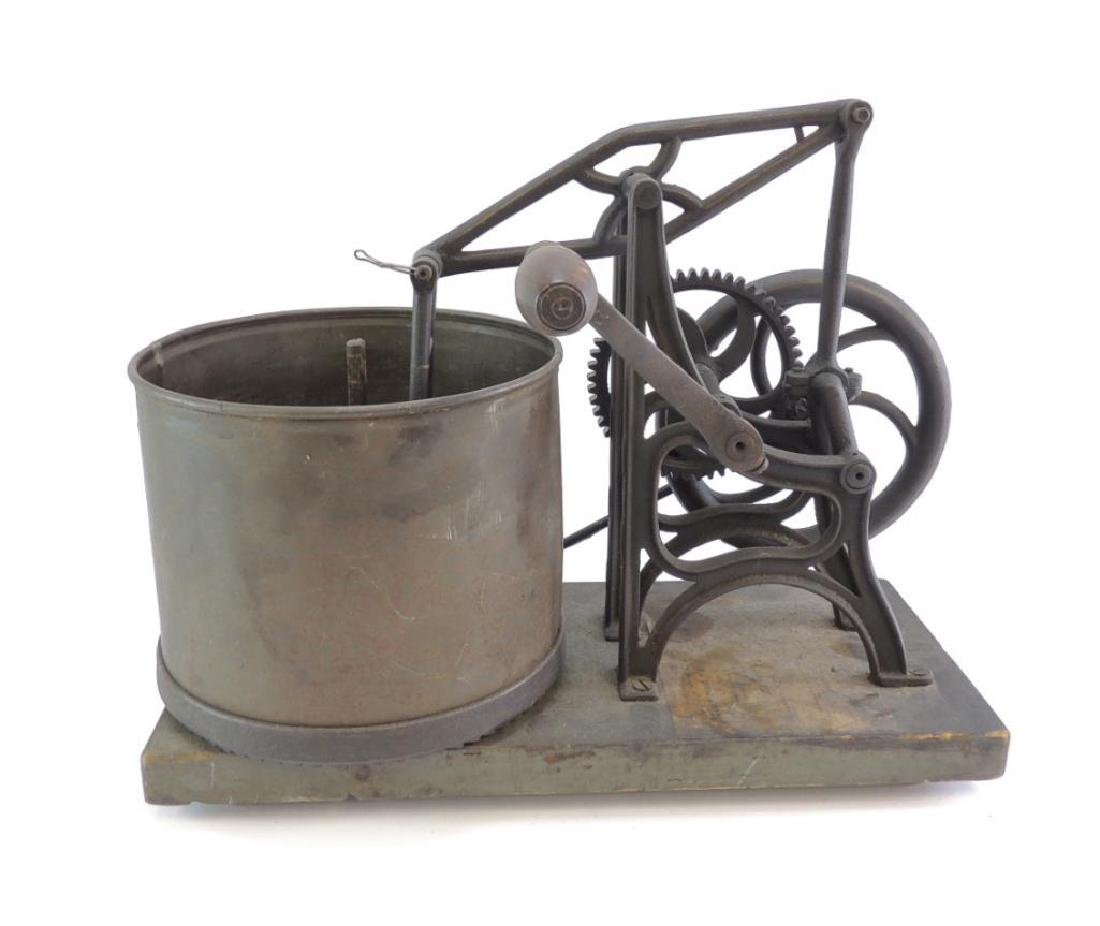 Antique D.A. Newton Meat and Vegetable Chopper