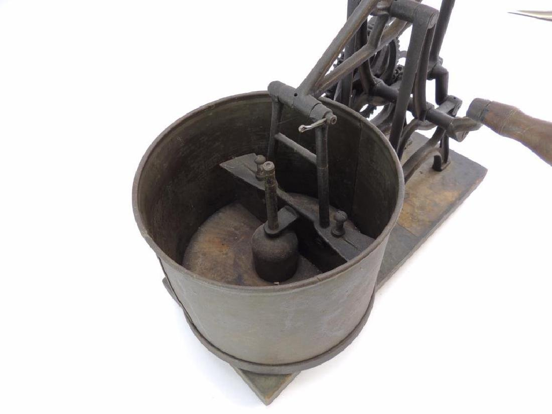 Antique D.A. Newton Meat and Vegetable Chopper - 2