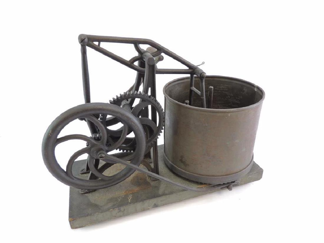 Antique D.A. Newton Meat and Vegetable Chopper - 3