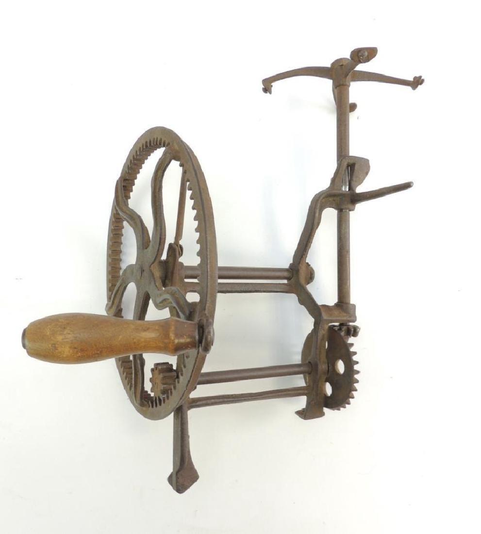 Antique Hand Cranked Mixer