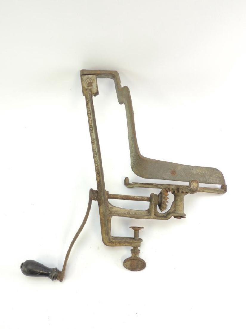 Antique Hand Cranked Mixer - 2