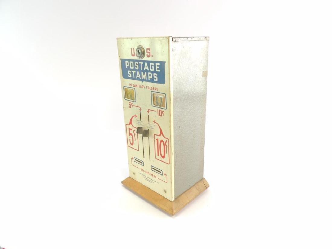 Vintage U.S. Postage Stamp Vending Machine - 2