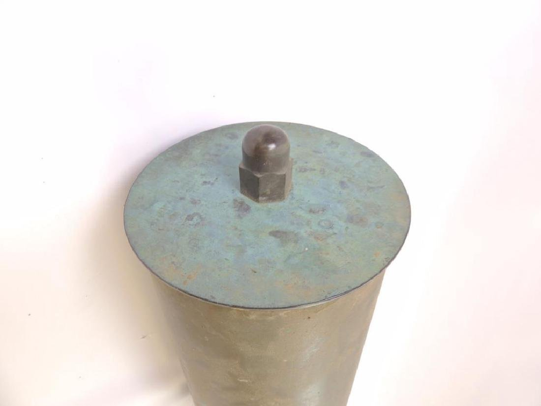 Large Antique Crosby Steam Gage and Valve Co. 3 Valve - 6