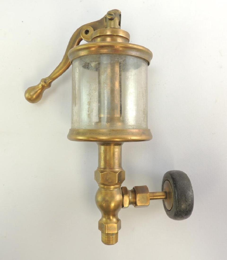 Antique Lunkenheimer No. 5 Hit and Miss/Steam Engine
