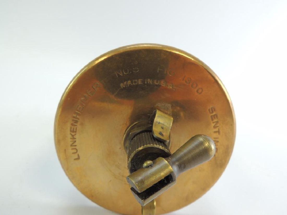 Antique Lunkenheimer No. 5 Hit and Miss/Steam Engine - 3