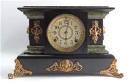 Antique Seth Thomas Adamantine Mantle Clock 102