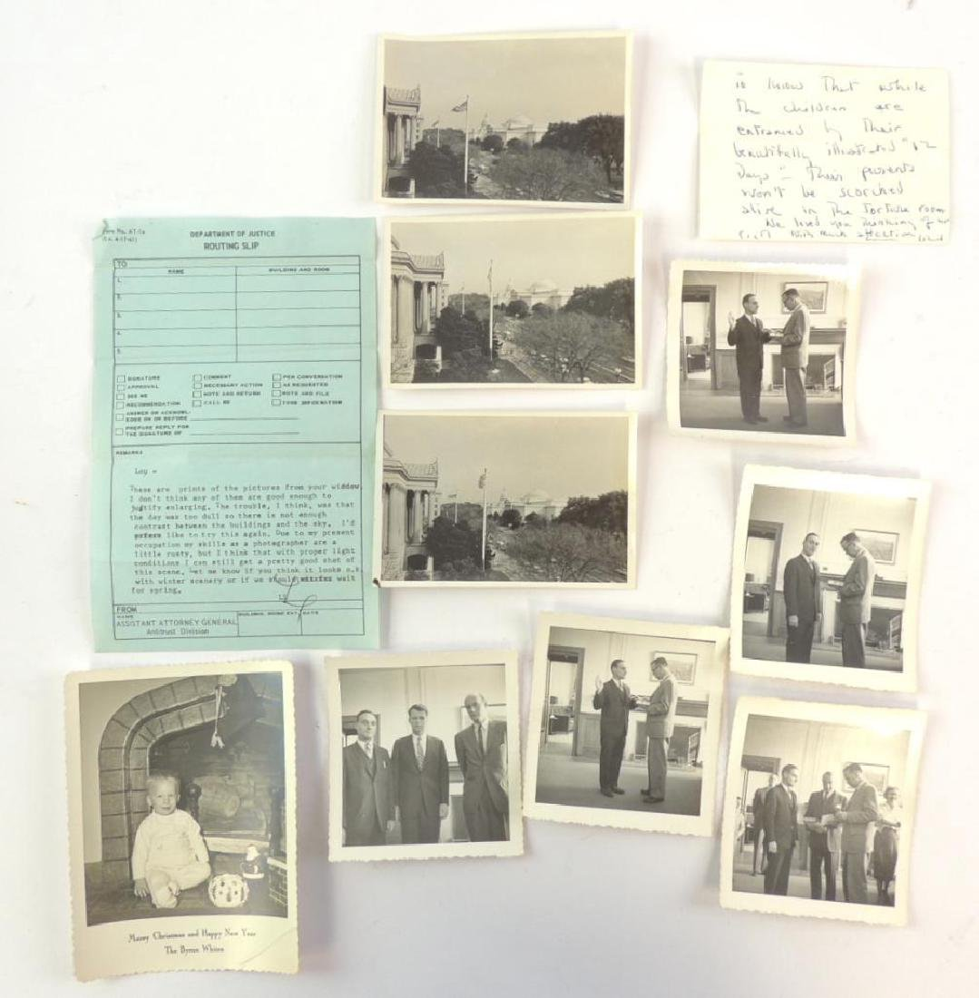 Group of Photographs featuring Robert Kennedy, DC