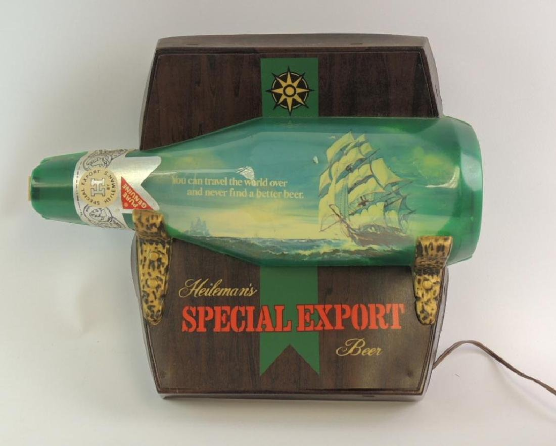 Vintage Heileman's Special Export Beer Advertising