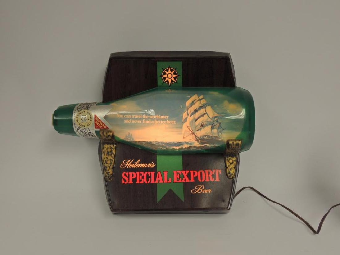 Vintage Heileman's Special Export Beer Advertising - 2