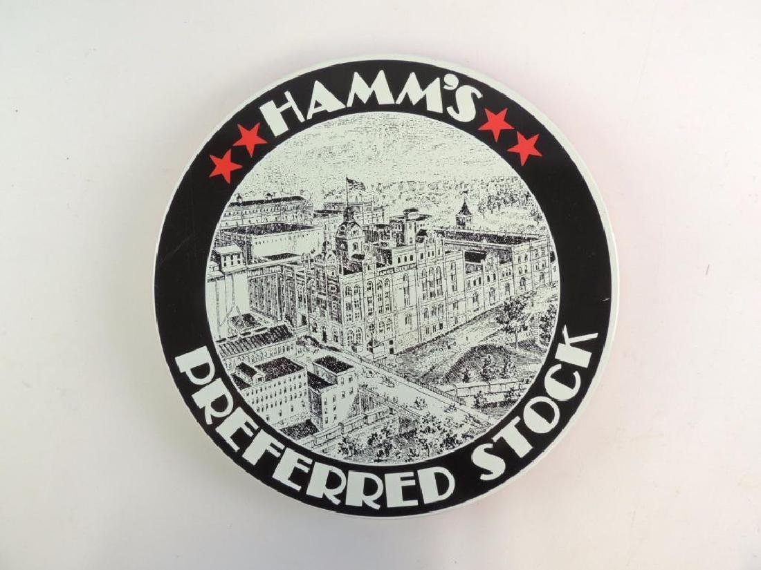 Vintage Hamm's Beer Preferred Stock Advertising Beer - 2