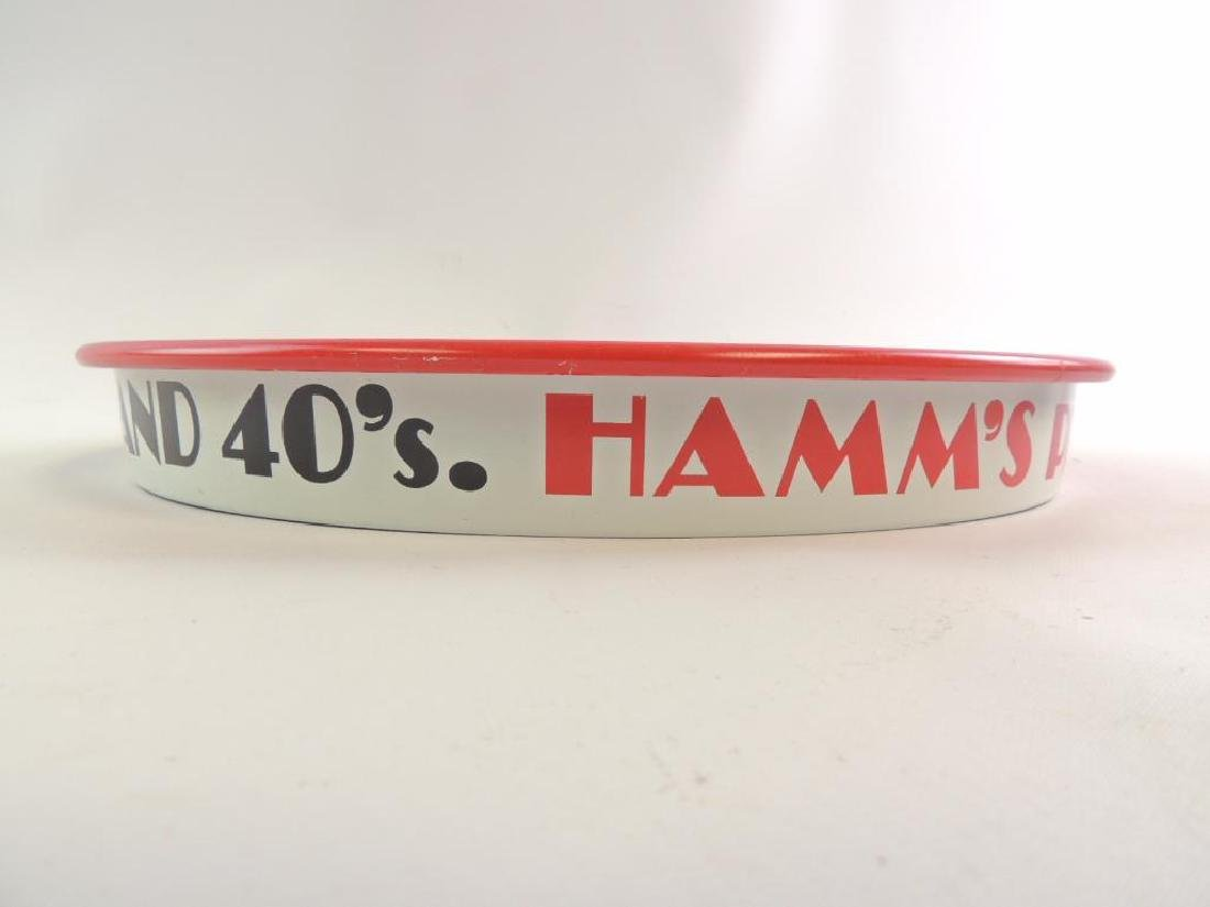 Vintage Hamm's Beer Preferred Stock Advertising Beer - 5
