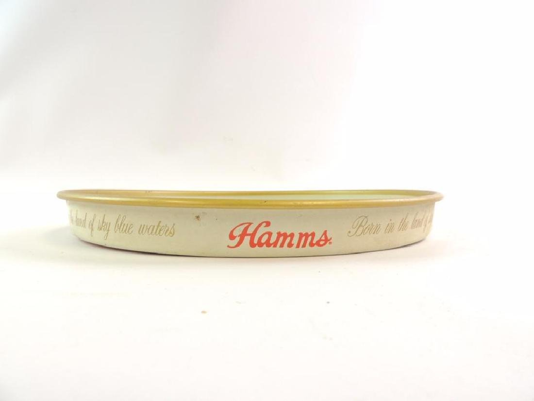 Vintage Hamm's Beer Advertising Beer Tray - 3