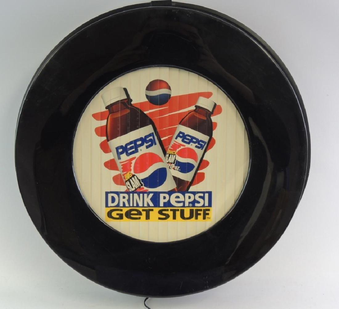 """Vintage Pepsi -Cola """"Drink Pepsi, Great Stuff"""""""