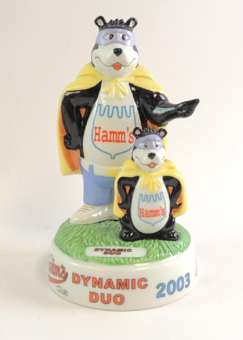 The Hamm's Club 2003 Commemorative Dynamic Duo