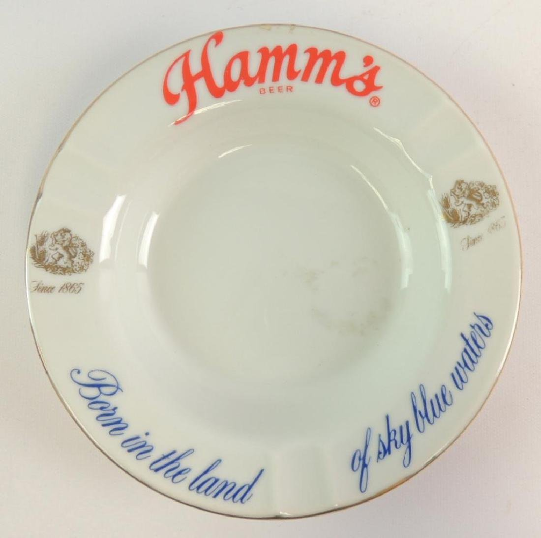 Hamm's Beer Advertising Ash Tray