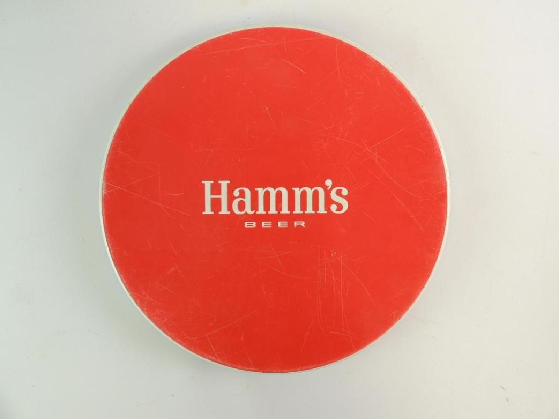 Vintage Hamm's Beer Advertising Beer Tray - 2