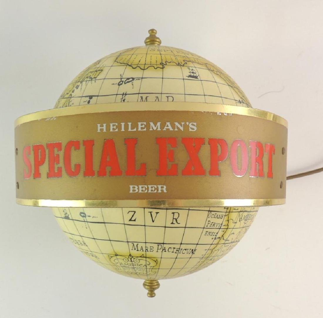 Vintage Heileman's Special Export Advertising Motion