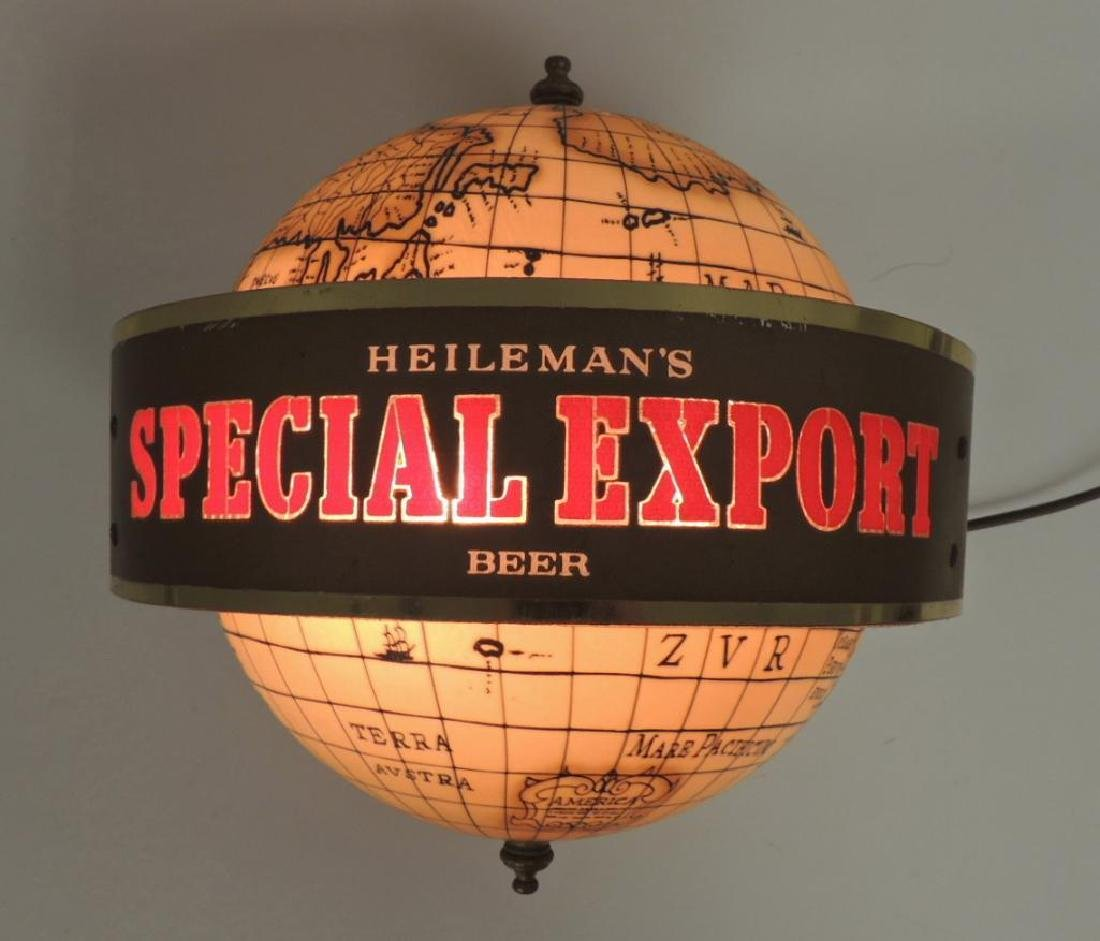 Vintage Heileman's Special Export Advertising Motion - 2