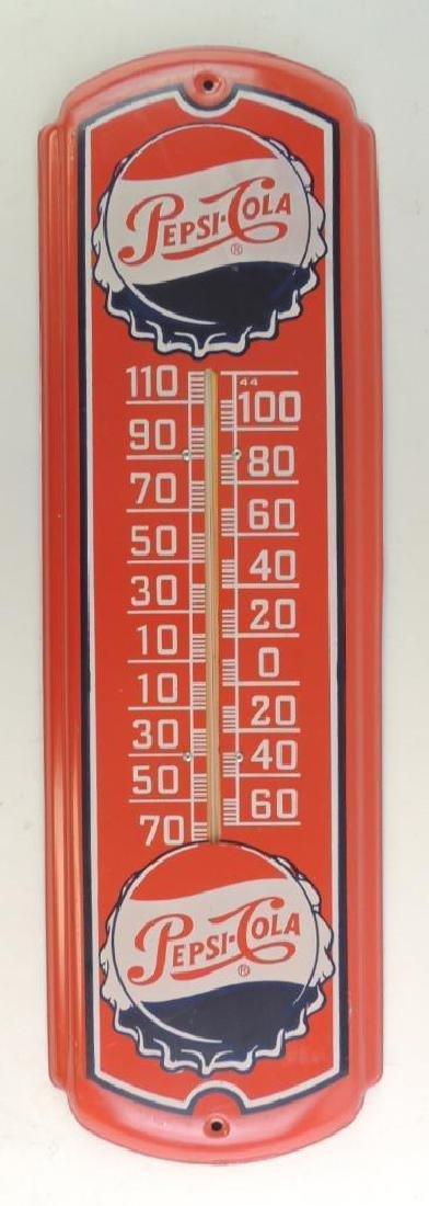 Pepsi-Cola Advertising Modern Thermometer