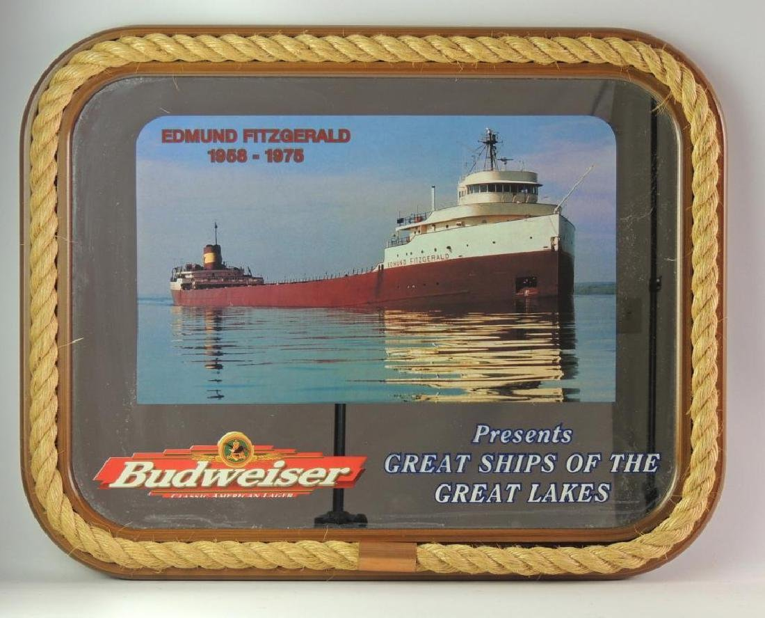 "Budweiser ""Great Ships of the Great Lakes"" Advertising"
