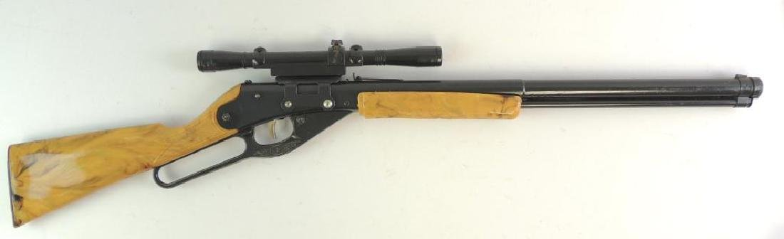 Vintage Daisy BB Gun with Plastic Stock and Forend