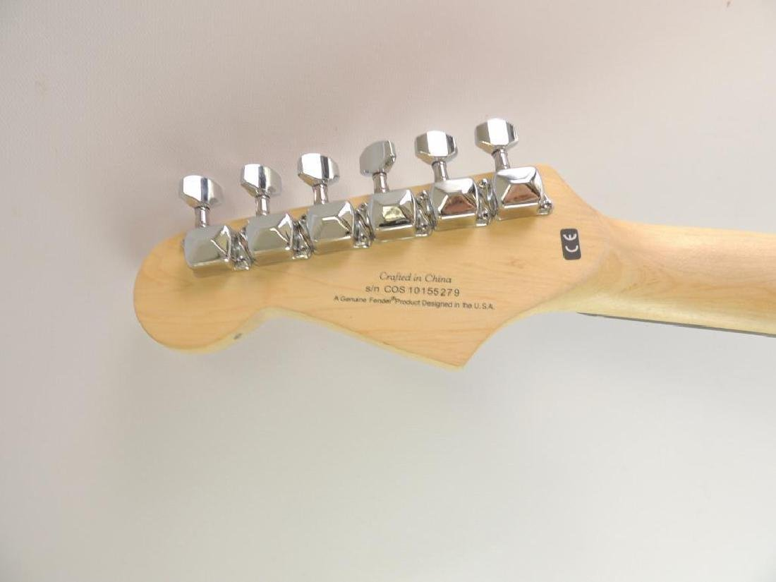 Heineken Fender Squire Bullet Strat Electric Guitar - 3