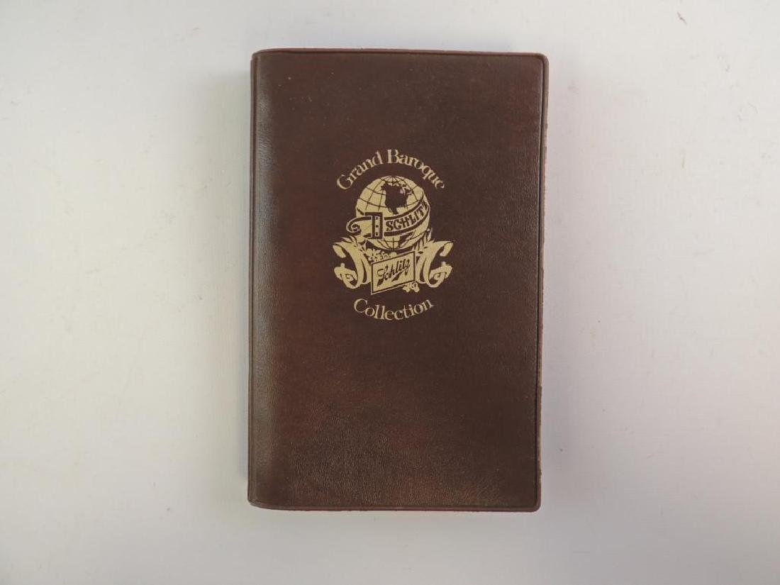 Schlitz Beer Grand Baroque Collection Book