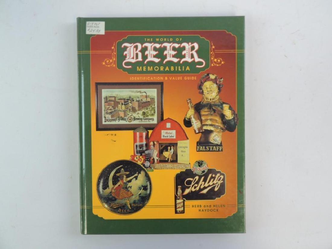 Beer Memorabilia Price Guide
