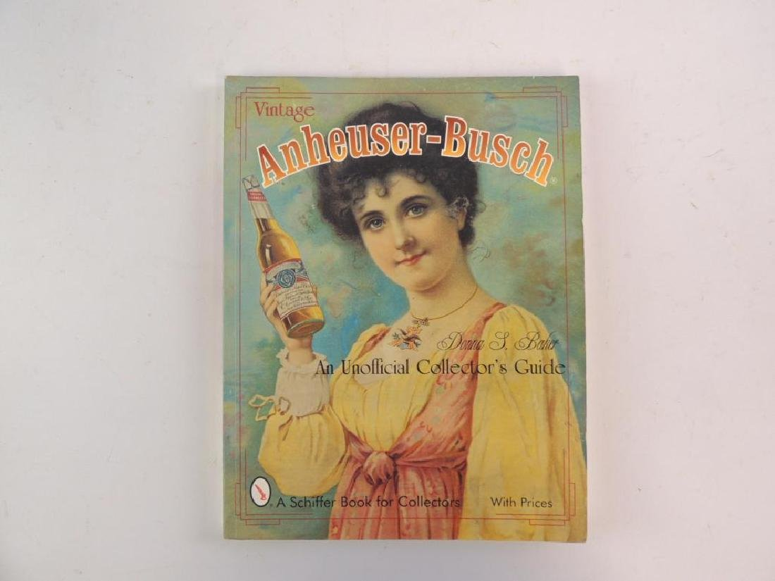 Vintage Anheuser Busch Collector's Guide