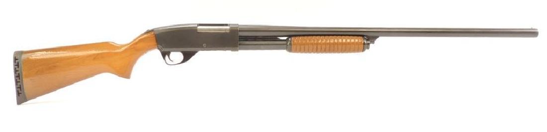 Stevens Model 67 Series E 12 GA. Pump Action Shotgun
