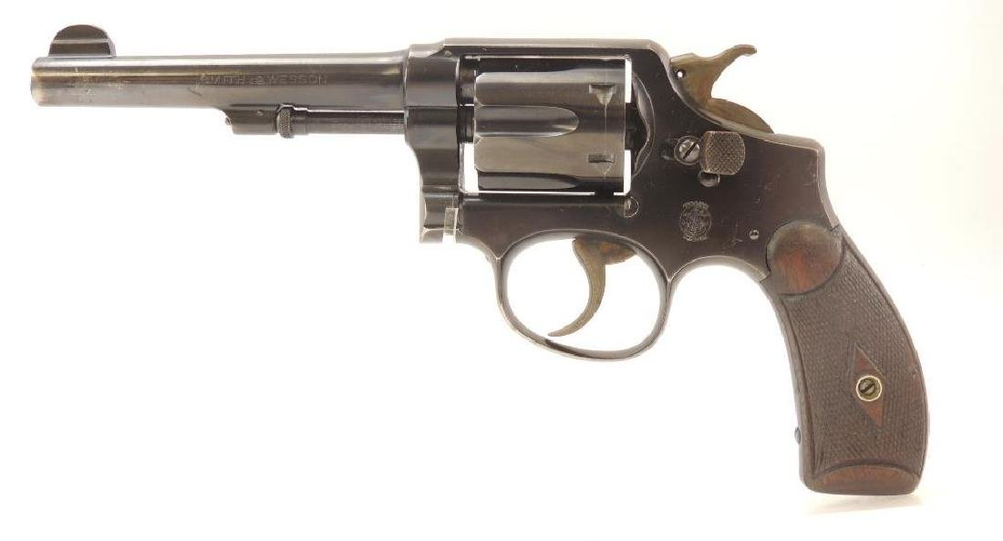1923 Smith and Wesson .38 S&W Military Police Model
