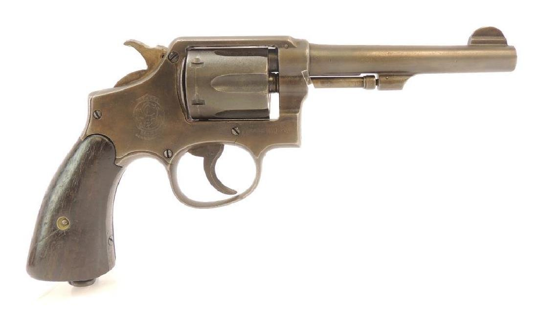 Smith and Wesson .38 S&W Revolver