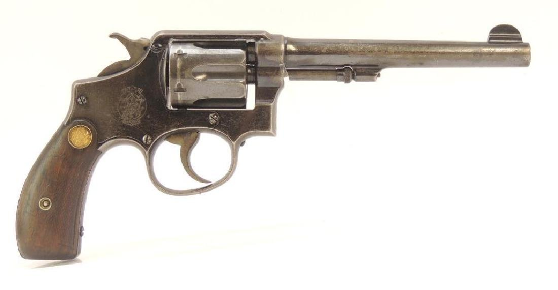 Smith and Wesson .38 S&W Special Revolver