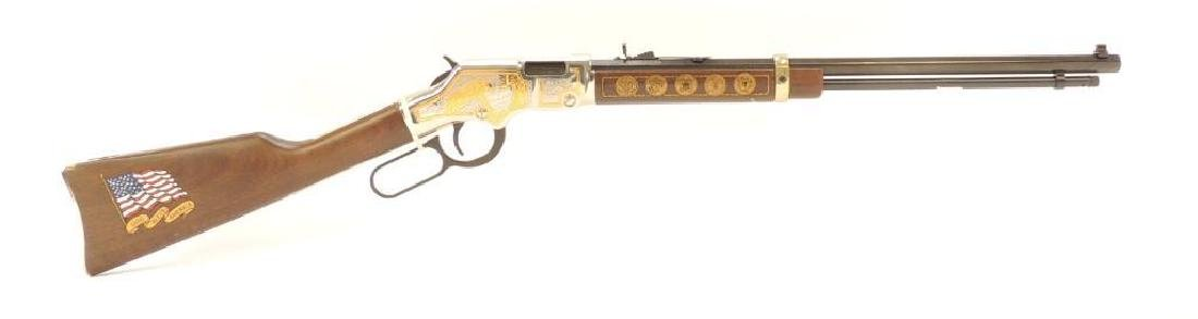 Henry Repeating Arms Co. Military Service .22 Cal Lever